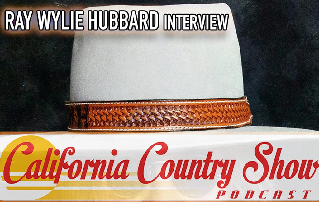 EP 20: Ray Wylie Hubbard interview